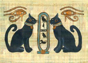древние кошки
