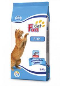 fun cat farmina