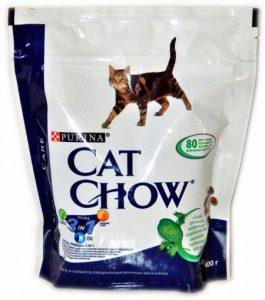 кэт чау для кошек