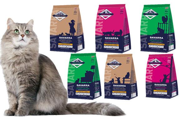 савара корм для кошек