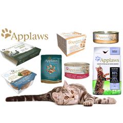 Ассортимент кормов Applaws для кошек