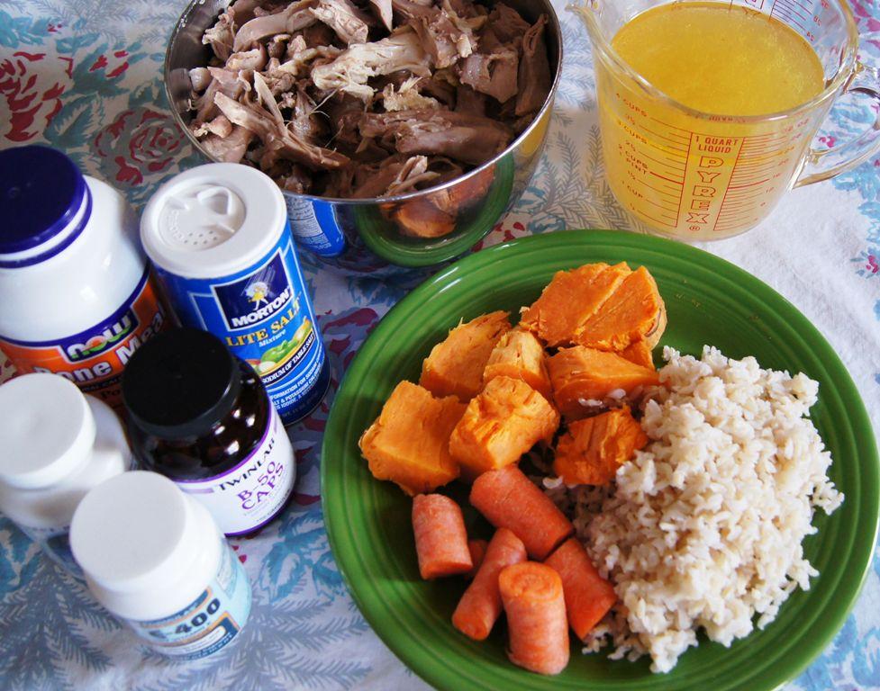 Рецепт натурального корма